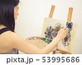 アート 芸術 画伯の写真 53995686