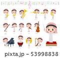Arab boy_classic music 53998838
