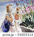 子育て 親子 育児 こども 幼児 54003314