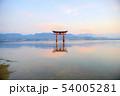 広島 宮島の風景 54005281