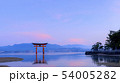 広島 宮島の風景 54005282