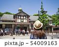 【原宿駅前 信号待ち】 54009163