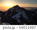 伯耆大山の日の出 54011987
