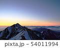 伯耆大山の日の出 54011994