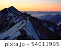 伯耆大山の日の出 54011995