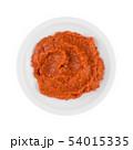 Ajvar or Pindjur Orange Vegetable Spread made from 54015335