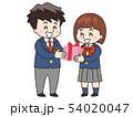 プレゼント 男の子 女の子のイラスト 54020047
