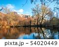 景色 風景 湖の写真 54020449