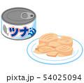 ツナ缶 中身 54025094