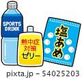 熱中症対策食品 54025203