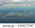 東京湾航空写真 羽田空港付近(東京) 54027297