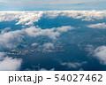 東京湾航空写真 横浜ベイブリッジ付近(東京・神奈川) 54027462