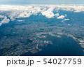 東京湾航空写真 横浜付近(東京・神奈川) 54027759
