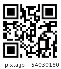 QRコード 54030180