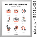 Veterinary elements flat pack 54031434
