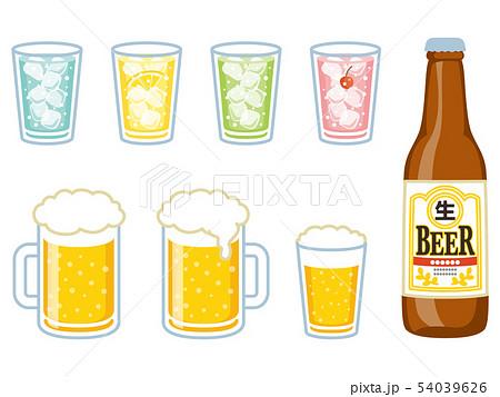アルコール飲料 54039626
