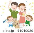 五人家族(犬&猫付き)19 54040080