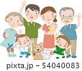 三世代家族(犬&猫付き)21 54040083