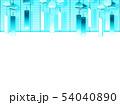 風鈴のイラスト背景 54040890