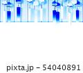 風鈴のイラスト背景 54040891