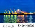 工場夜景 54044030