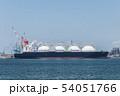 LNG船 54051766