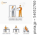 Delivery service, mail, courier online ordering 54052760
