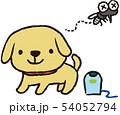 ペットに近寄れない蚊 54052794