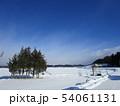 岩手の雪景色 54061131