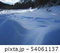 岩手の雪景色 54061137