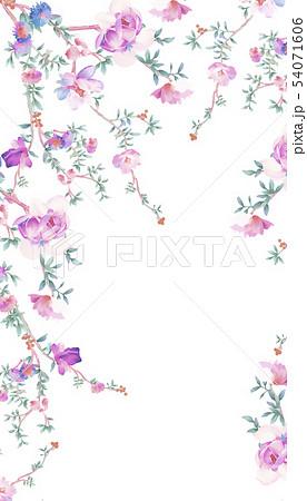 花 フラワー お花 54071606