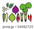 野菜バリエーション_和食の薬味セット 54082725
