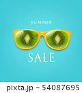 Sale Poster Sunglasses With Kiwi And With Mint 54087695