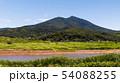 桜川河畔からの筑波山 54088255
