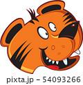 虎 動物 猛獣 54093266