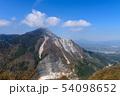 青空と武甲山 54098652