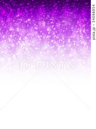 紫色キラキライメージ 54098954
