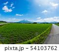雲が晴れつつある筑波山 初夏 54103762