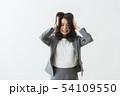 女性の疲労 ストレス  54109550