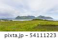 庭園 山 住宅の写真 54111223