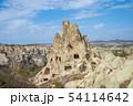 View of Cappadocia landscape in Goreme, Turkey 54114642