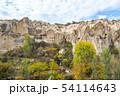 Landscape of Cappadocia in Goreme, Turkey 54114643