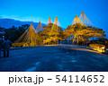 Kenrokuen Garden at night in Kanazawa, Ishikawa 54114652