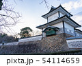 Kanazawa Castle in Kanazawa, Ishikawa, Japan 54114659