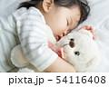 睡眠 赤ちゃん ベビーの写真 54116408