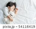 赤ちゃん ベビー 赤ん坊の写真 54116419
