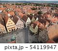 可愛らしいヨーロッパの街並み 54119947