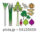 野菜_バリエーション 香味野菜セット 54120030
