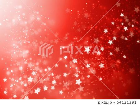 赤色星キラキライメージ 54121391