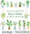 観葉植物のセット 54122810